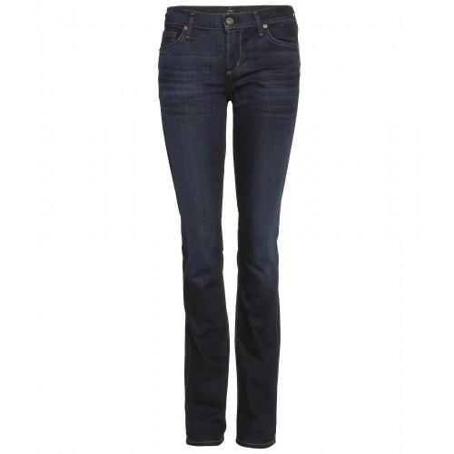 Citizens of Humanity Ava Straight Leg Jeans Dark Blue