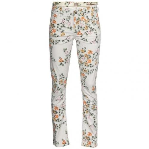 Citizens Of Humanity Mandy Roll-Up Floral