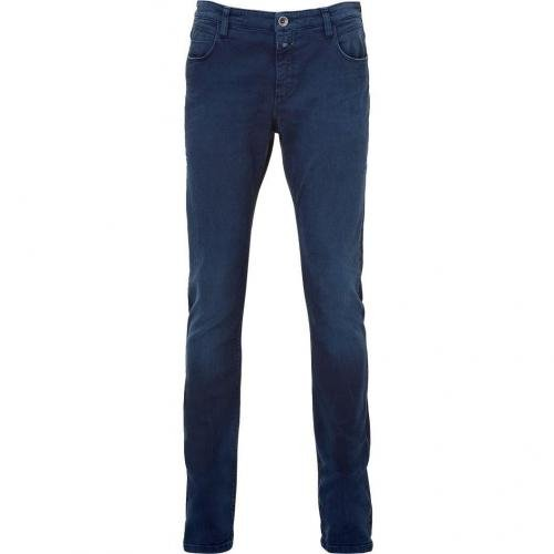 Closed Midnight Blue Destroyed Jasper Jeans