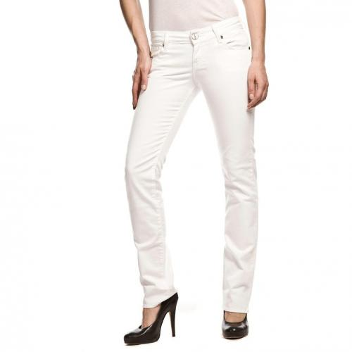 Cross Jeans Carmen Straight Fit Weiß