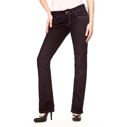 Cross Jeans Julie Überlänge 38 Bootcut Onewash