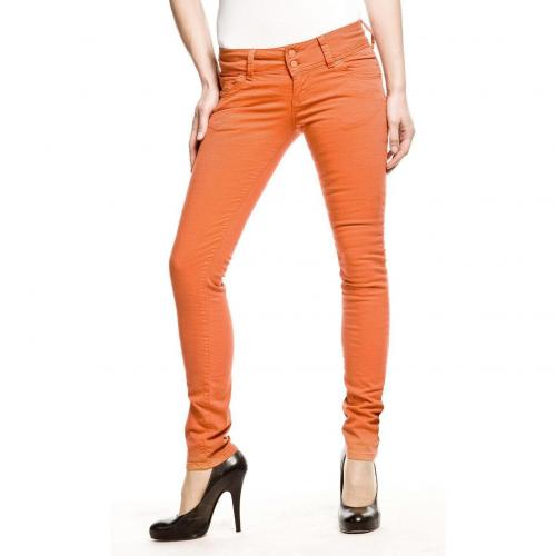 Cross Jeans Melissa Slim Fit Orange