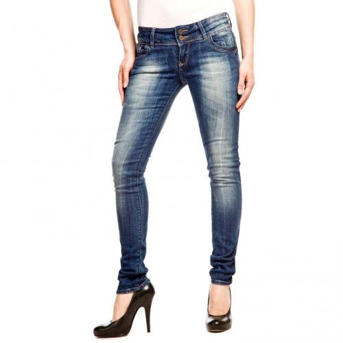 Cross Jeans Melissa Slim Fit Stone Used