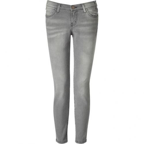 Current Elliott Dove Grey The Stiletto Jeans