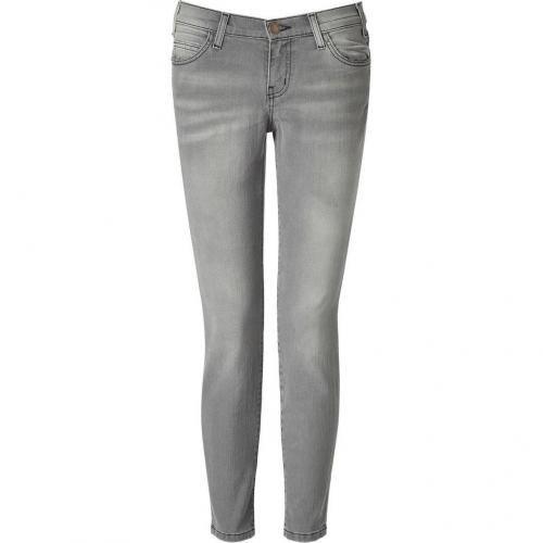 Current Elliott Dove Grey The Stiletto Jeans