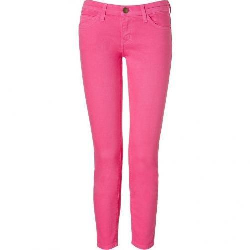 Current Elliott Faded Rose Stiletto Pants