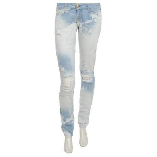 Current/Elliott Jeans Cloud Wash Destroy