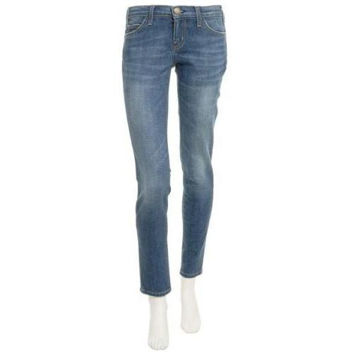 Current/Elliott Jeans The Ankle Skinny blue