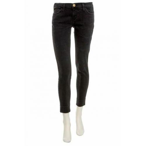 Current/Elliott Jeans The Slit Stiletto black