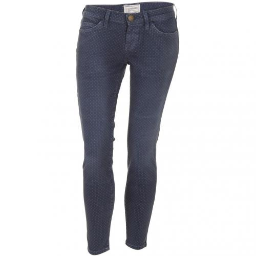 Current Elliott Jeans THE STILETTO dunkelblau