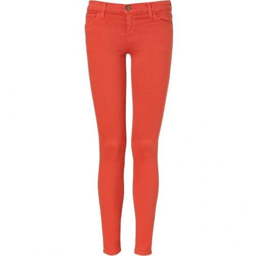 Current Elliott Poppy Ankle Skinny Jeans