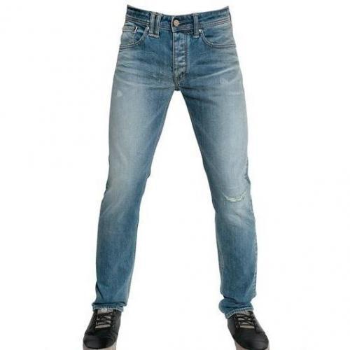 Cycle - 17,5Cm Stretch Kurabo Denim Skinny Jeans