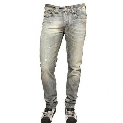Cycle - 17Cm Pbemalte Destroyed Denim Jeans