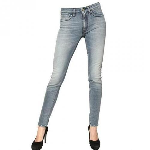 Cycle - Denim Stretch Skinny Jeans