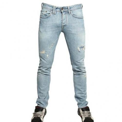 Cycle - Jeans 17Cm Enge Passform Denim