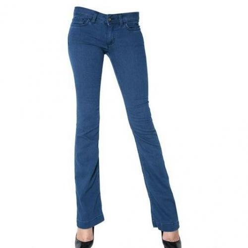 D&G - Cool Soft Denim Stretch Boot Cut Jeans
