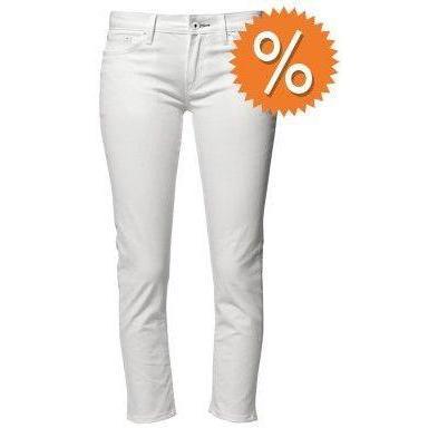 Denham CLEANER Jeans weiß