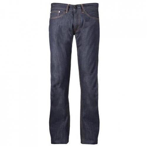 Denham - Hüftjeans Grade Slim VJS Blau