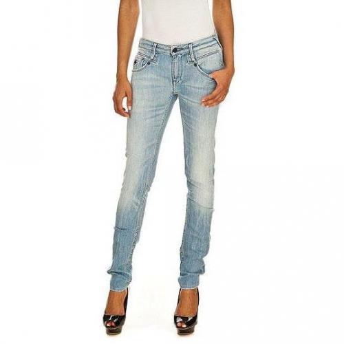 Denham - Slim Modell Skinny+ 7BB Farbe Helle Waschung