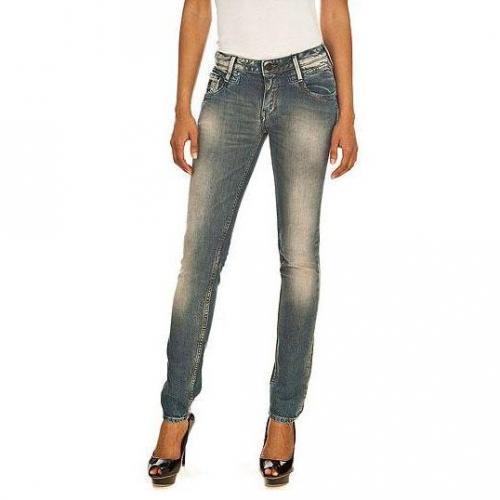 Denham - Slim Modell Skinny+ CBF Farbe Blaue Waschung