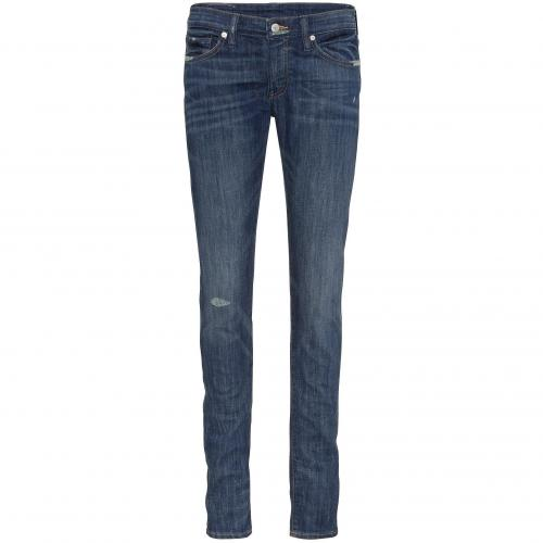Denim & Supply Damen Jeans Washed Darkblue