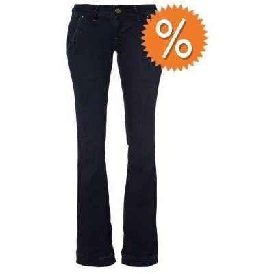 DEPT SCORPIO FLARED Jeans carbon wash