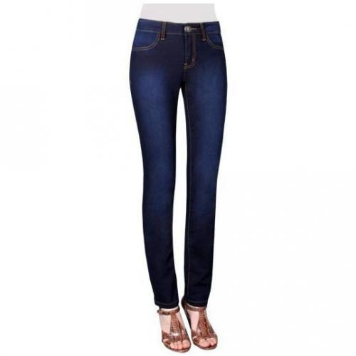 Desigual - Skinny Modell Katryn Farbe Dunkelblau