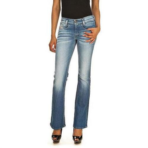 Diesel - Boot Cut Modell Louvboot 0802P Farbe Helle Waschung