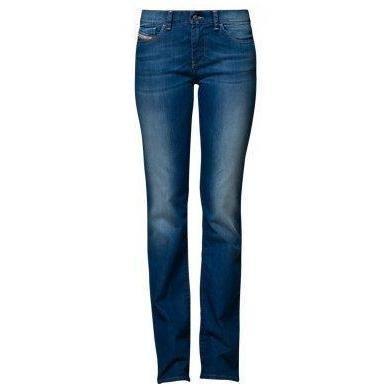 Diesel BOOTZEE Jeans blau washeded
