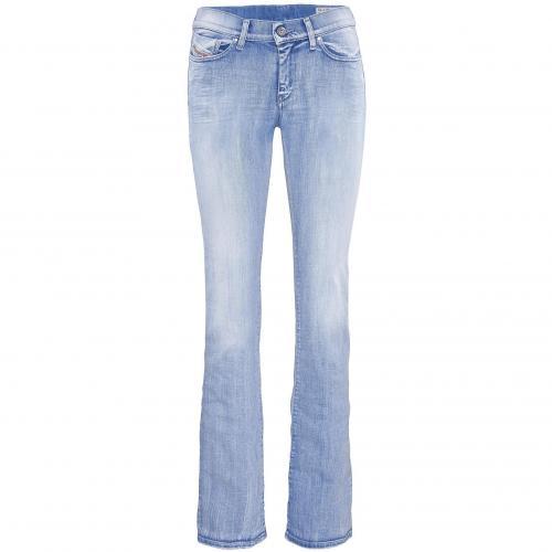 Diesel Damen Jeans Bootzee