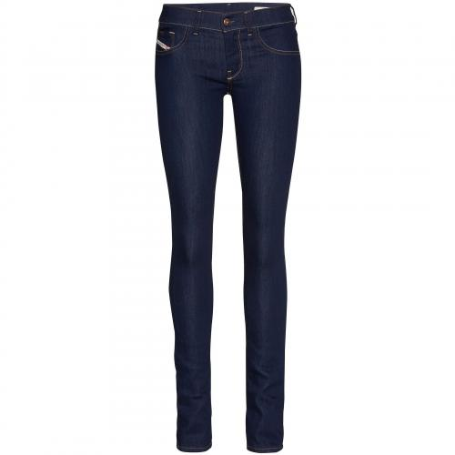 Diesel Damen Jeans Livier Blueblack