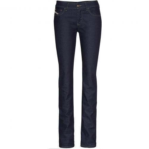 Diesel Damen Jeans Straitzee