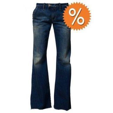 Diesel FLAIRLEG Jeans blau denim