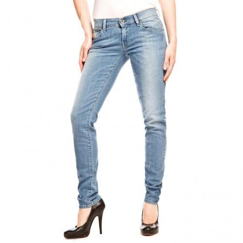 Diesel Getlegg Jeans Slim Fit Used