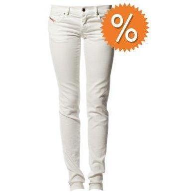 Diesel GETLEGG Jeans weiß