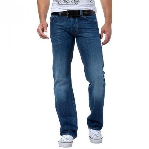 Diesel Herren Jeans Larkee 8XR Blue Denim