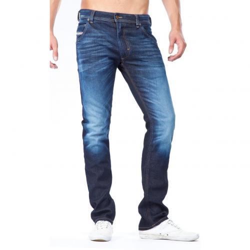 Diesel Krooley Jeans Slim Fit Stone Used