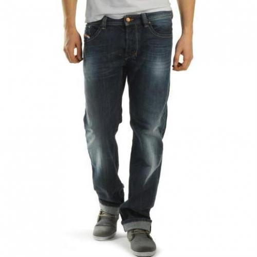 Diesel Larkee blau denim washed
