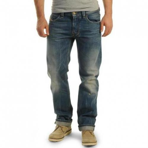 Diesel Larkee blue denim regular fit