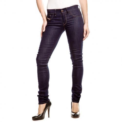 Diesel Livier Jeans Slim Fit Onewash