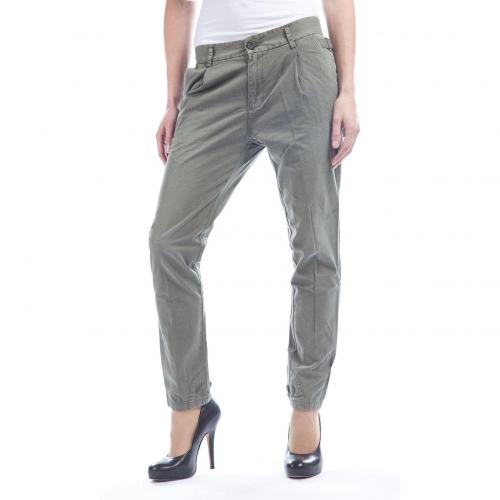 Diesel P-Jasper Chino Anti Fit Khaki
