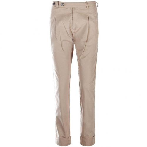 Diesel Pungyo Chino Straight Fit Beige
