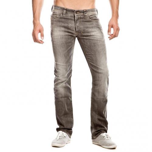Diesel Safado Jeans Straight Fit Grau