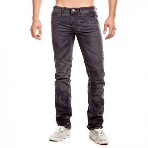 Diesel Shioner Jeans Slim Fit Dark Used