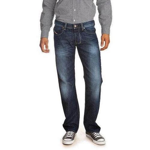 Diesel - Relaxed Fit Larkee 0801Z Blaue Waschung