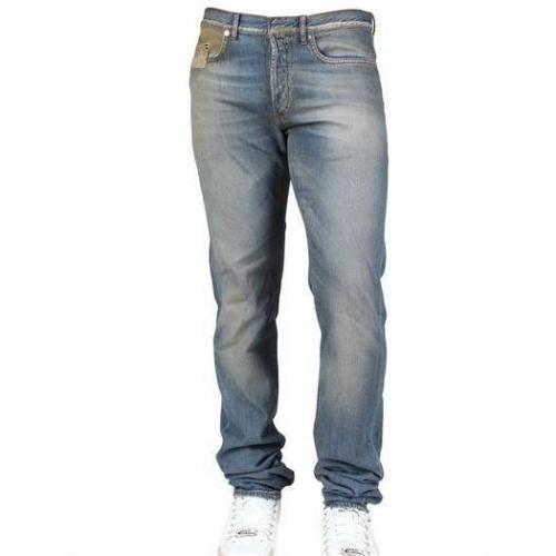 Dior Homme - 17,5Cm Himmel In Der Tasche Jeans