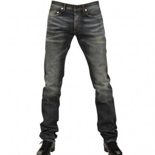 Dior Homme - 17,5Cm Jake Gewaschene Denim Jeans