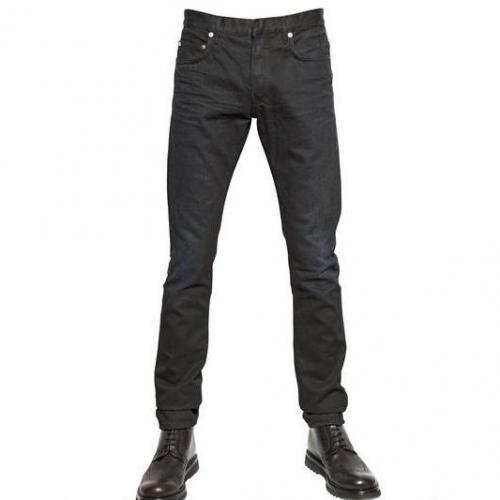 Dior Homme - 17,5Cm Leaden Sky Denim Jeans Black