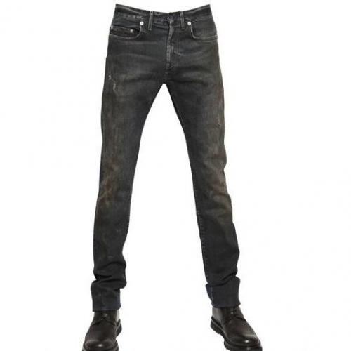 Dior Homme - 17,5Cm Work A Day Stretch Jeans