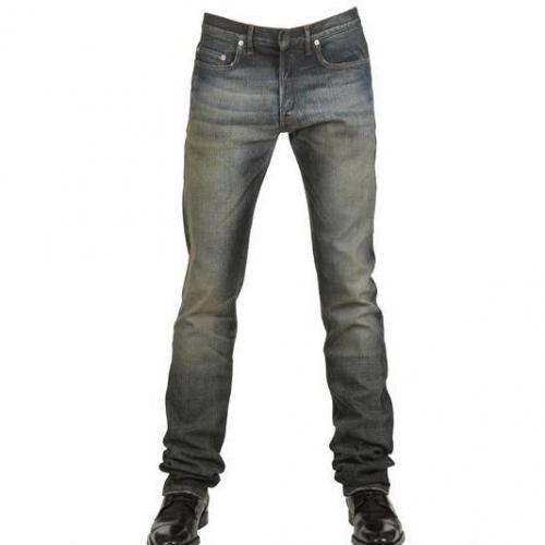 Dior Homme - 19Cm Jake Stretch Denim Jeans